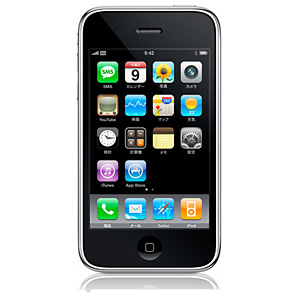 SoftBank  iPhone 3GS 16GB